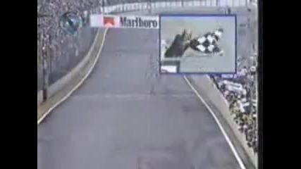 Ayrton Senna Number One in history on Formula 1