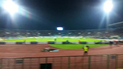След мача Лудогорец - Базел -1-0