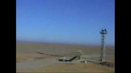 Изстрелване На Руски Стратегически Ракети - Rvsn