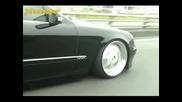 Убийcтвeн Mercedes S600l W220