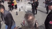 Turkey: Police clash with female activists ahead of Int'l Women's Day