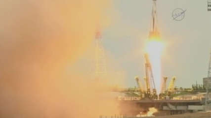 Kazakhstan: Expedition 49/50 launches in Baikonur, bound for International Space Station