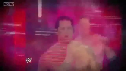 Wade Barrett - New theme song and titantron 2012