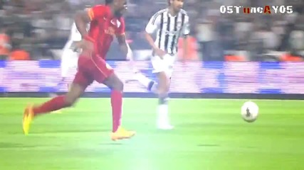 Didier Drogba 2013/14   Welcome back to Stamford Bridge   Chelsea - Galatasaray