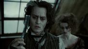 1/2 Джони Деп е: Суини Тод: Бръснарят Демон от Флийт Стрийт - Бг Субтитри (2007) The Demon Barber of