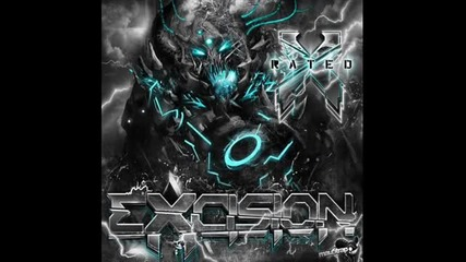 Excision - Execute (x-rated album) Dubstep X-bass