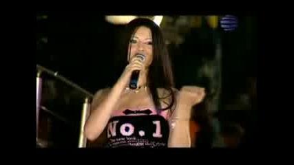 Силвия - Забрави Ме Live