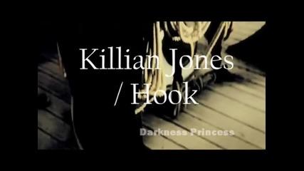 Killian Jones / Hook ;; Inside Out