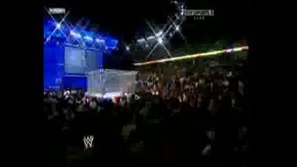 Chris Jericho Vs Cm Punk 1/2 (steel Cage)