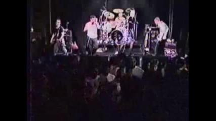 System Of A Down - На живо @ Whisky A Go-go в Лос Анджелис, Калифорния (1998)