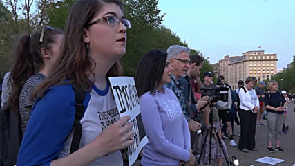USA: Protesters accuse Attorney General of Muller Report cover-up