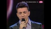 Stefan Petrusic - Ti si mi u krvi ( Zvezde Granda 2010/2011 )