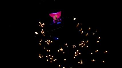 Lady Gaga - Alan Carr Chatty Man-marry The Night Piano Version Live Hd