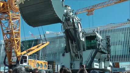 """""""най-големите тежкотоварни машини в света"""""""