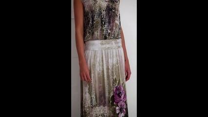 bote - Дълга рокля Изида