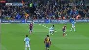 Барселона - Селта Виго 1:0, Неймар (6)