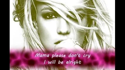 Britney Spears - Criminal [lyrics on Screen] + Бг Превод