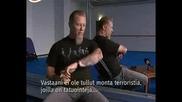 James Hetfield и неговата брада