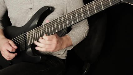 Pyrithion The Invention of Hatred guitar performance demonstration