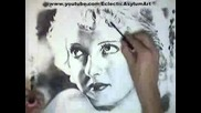 Рисунка Със Спирала За Очи