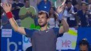 Целият мач Димитров - Мъри - полуфинал на Atp Acapulco Open 2014