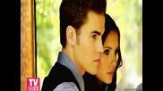 - Stefan and Elena - Тази нощ ще открадна сърцето ти ... ( Днeвниците на вампира )