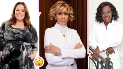 Известни жени, които никой не си спомня като млади