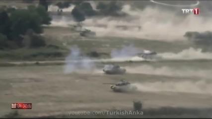 2015 - 2016 - Турската армия