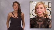 """Cate Blanchett Says She's Had Relationships With Women """"Many Times"""""""