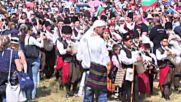 101 каба гайди откриха събора в Рожен