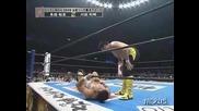 G1 Climax Yuji Nagata vs. Toshiaki Kawada 08/16/08