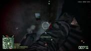 Threatty мачка на Battlefield Bad Company 2 (montage) {720p}