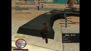 Gta San Andreas Multiplayer kakav e tozi gigantski pistolet