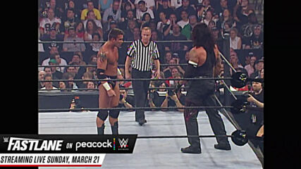 The Undertaker vs. Randy Orton: WrestleMania 21 (Full Match)