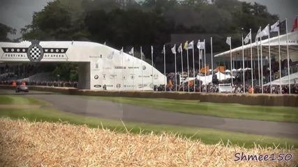 2013 Aston Martin Vanquish - Goodwood Festival of Speed