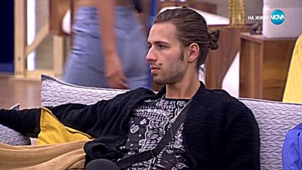 Реакции след връщането на Божана и Кулагин в Къщата - VIP Brother 2018