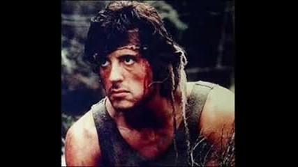 Дивият филм Рамбо: Първа Кръв (1982)