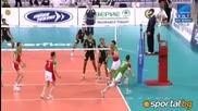 Волейбол: България с бързо 3:0 над Пакистан на втория олимпийски квалификационен турнир в София
