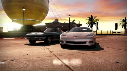 Need for Speed - Shift 2 - Limited Edition Trailer