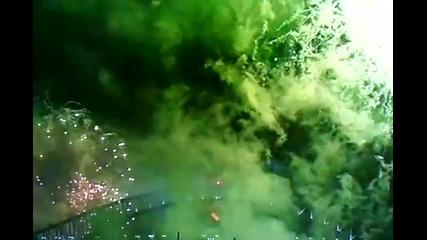 Sydney Нова Година 2011 Пиротехнически спектакъл