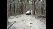 Toyota Hilux в калта