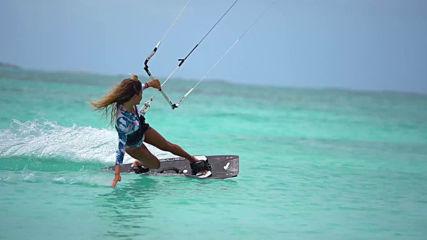 Ели Димитрова – една жена в света на кайт сърфа