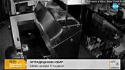 НЕТРАДИЦИОНЕН ОБИР: Мечки нахлуха в пицария