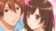 Ookami Shoujo to Kuro Ouji ( Wolf Girl and Black Prince ) Епизод 2 Eng Sub