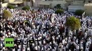 Saudi Arabia: 700,000 attend funeral for al-Anoud Mosque attack victims