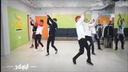 Vixx - Hyde - mirrored choreography practice