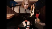 Avril Lavigne - Slideshow (Fall To Pieces)