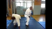 Kevin Pereira-ката упражнение