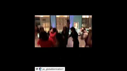 моминското парти на приянка чопра 2018 видео