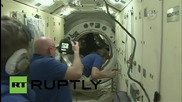 ISS: See Expedition 43 cosmonauts undock from ISS ahead of return to Earth